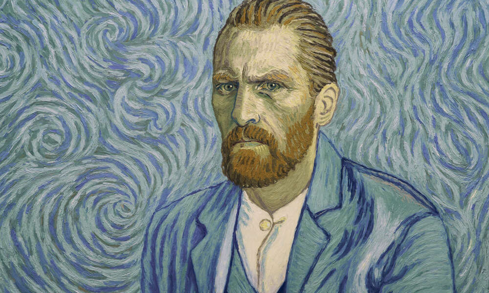 Vincent (Robert Gulaczyk) in colour.