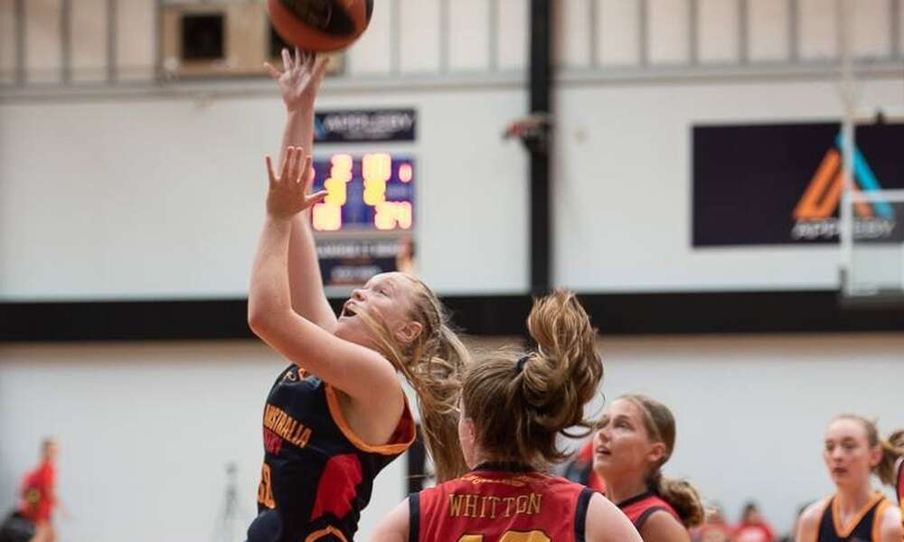 Alyssa Duncan has been selected to represent South Australia in the under 16 girls team competing in the 2019 Australian National Basketball Championships in Darwin this month.