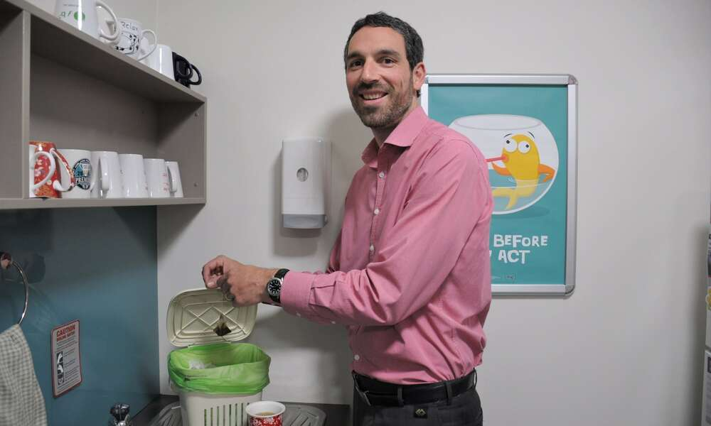 City of Mount Gambier Environmental Sustainability Officer Aaron Izzard is encouraging all residents to take part in the waste and recycling survey.