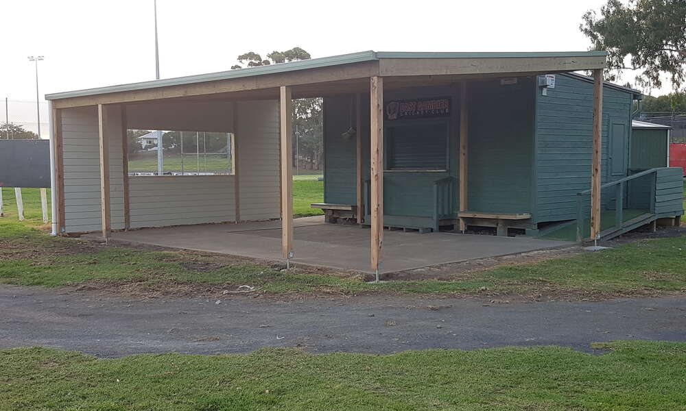 East Gambier Cricket Club was able to complete a building addition with the assistance of grant from the 2019/2020 round of the City of Mount Gambier Sport and Recreation Capital Works Program.
