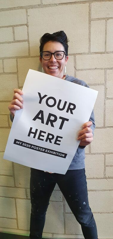 City of Mount Gambier Arts and Culture Development Officer Serena Wong is calling for submissions for the 'My 2020 Poster Exhibition'.