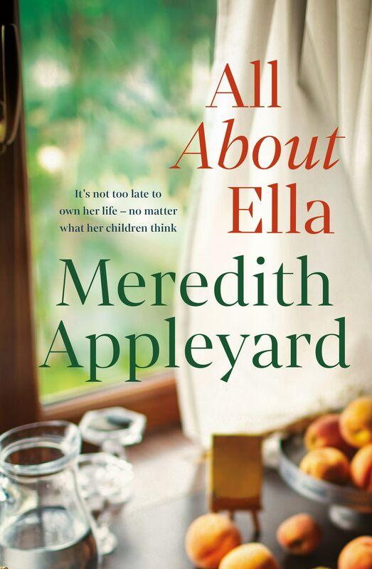Meredith Appleyard's sixth book 'All About Ella'.