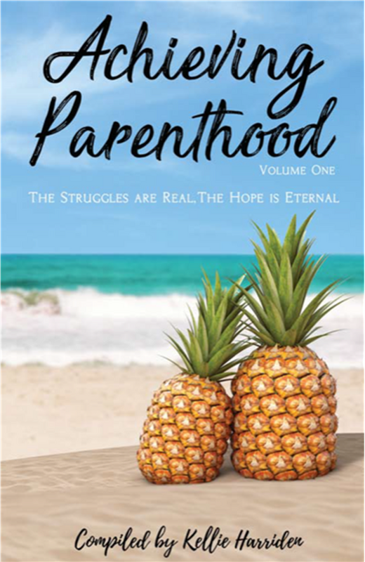 Achieving Parenthood is a collaborative book of 13 heartfelt journeys from everyday people who share their stories of miscarriage, infertility, adoption, loss, surrogacy and donor options.